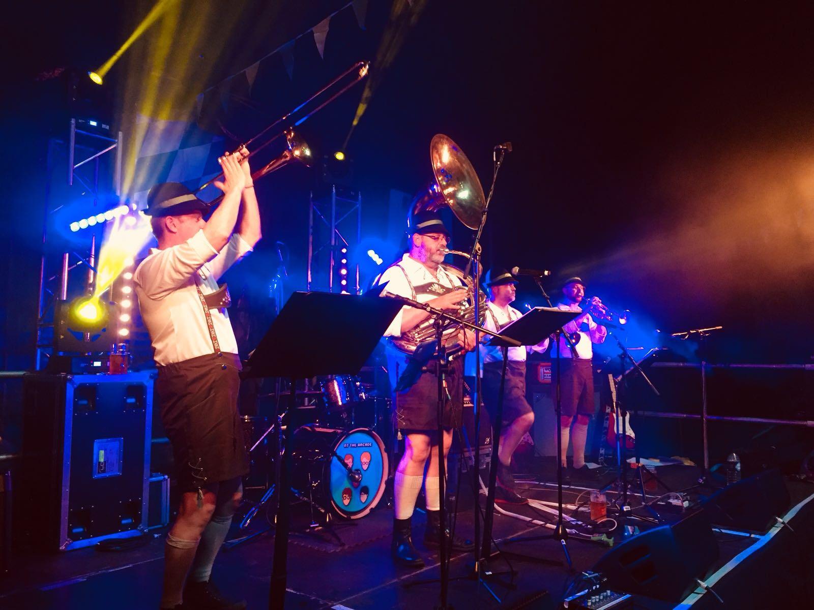 Promo Wunderbar Brass Brass Band Hertfordshire